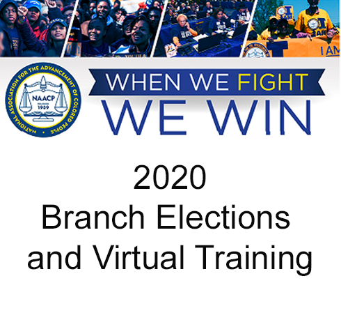 2020 Branch Elections and Training